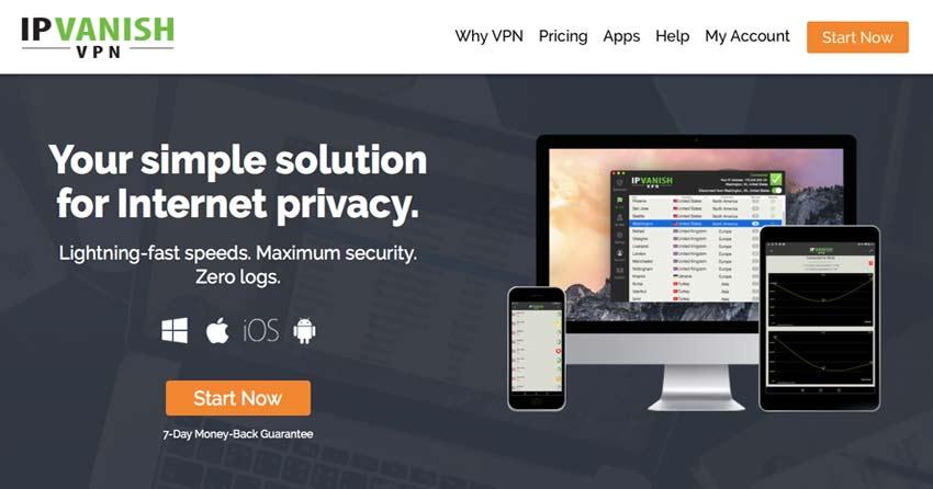 IPVanish VPN Australia