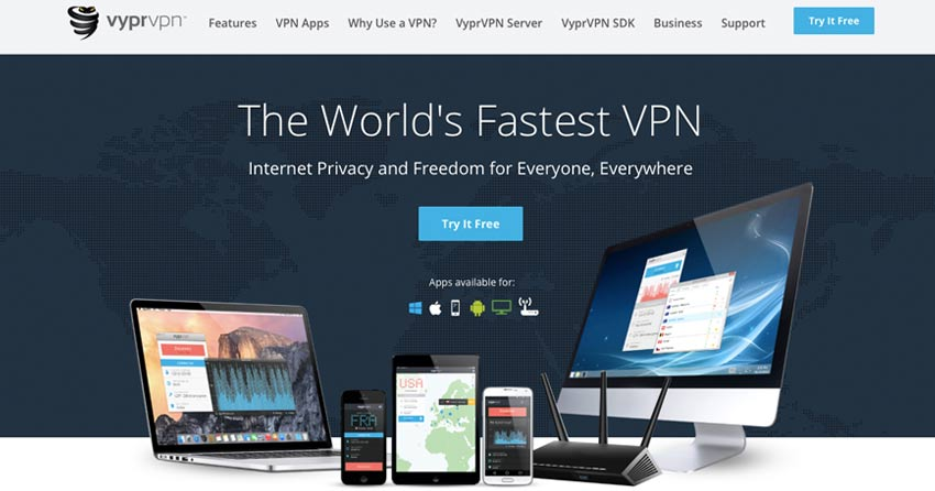 Vypr VPN for UAE
