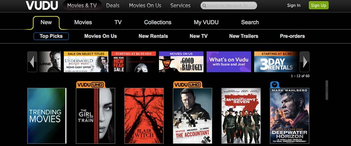 Watch Vudu Online