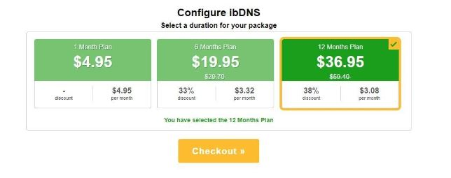 ibDNS VPN