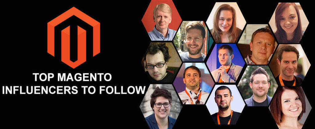 magento influencers