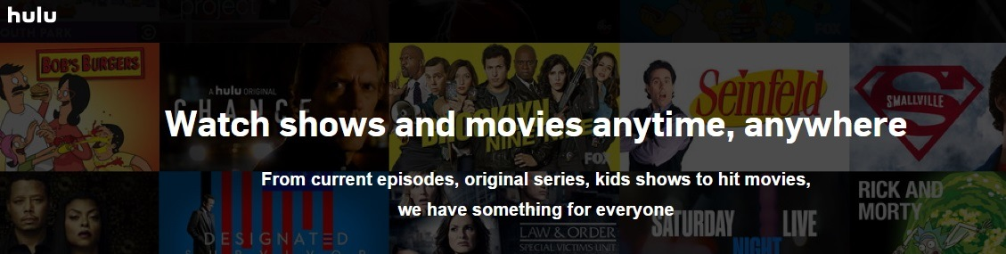 Hulu-Website