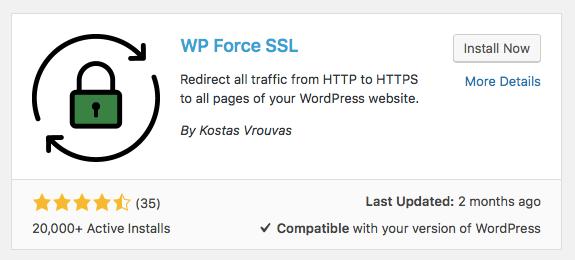 WP Force SSL