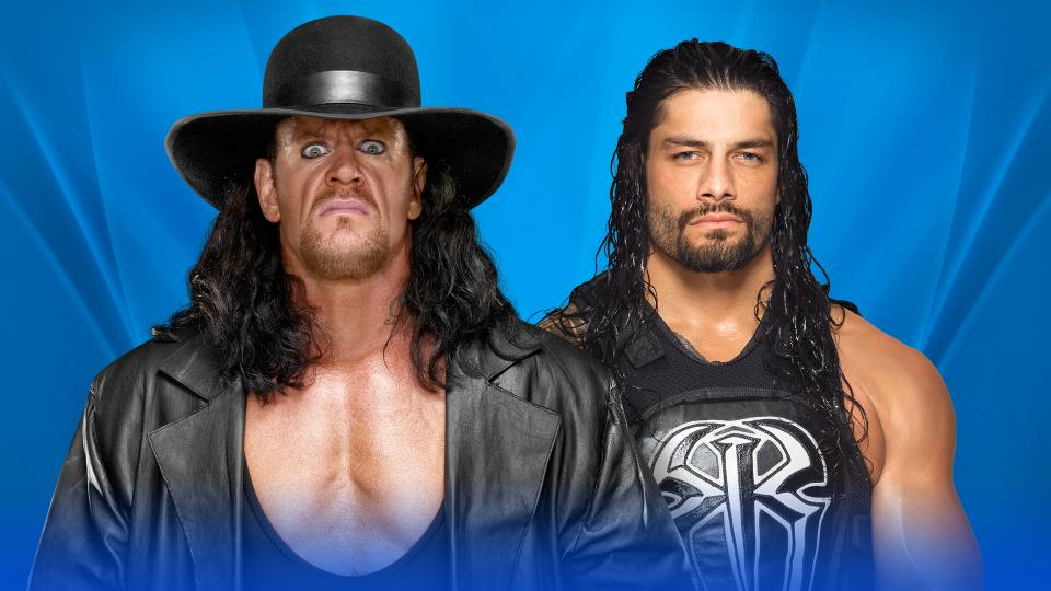 Wrestlemania33-Undertaker-vs-Romanreigns
