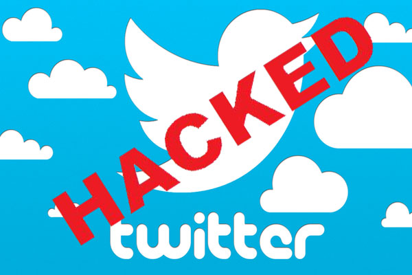 twitter accounts hacked
