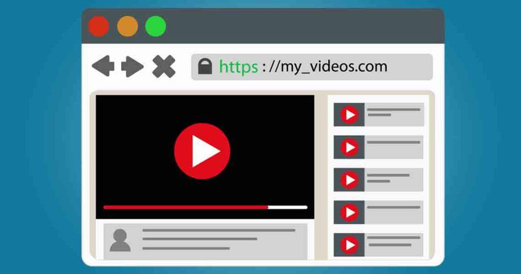 youtube widget wordpress