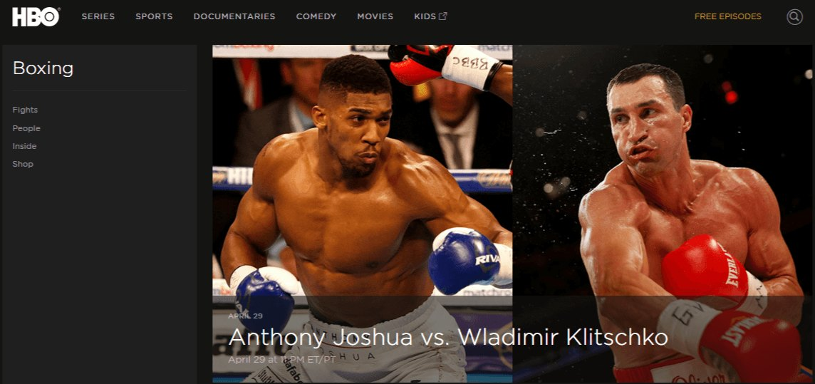 Joshua Vs Klitschko Who Will Win