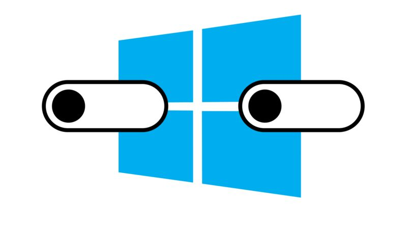 Windows10 privacy settings