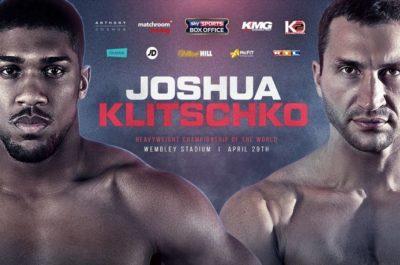 joshua vs klitschko fight Live Stream