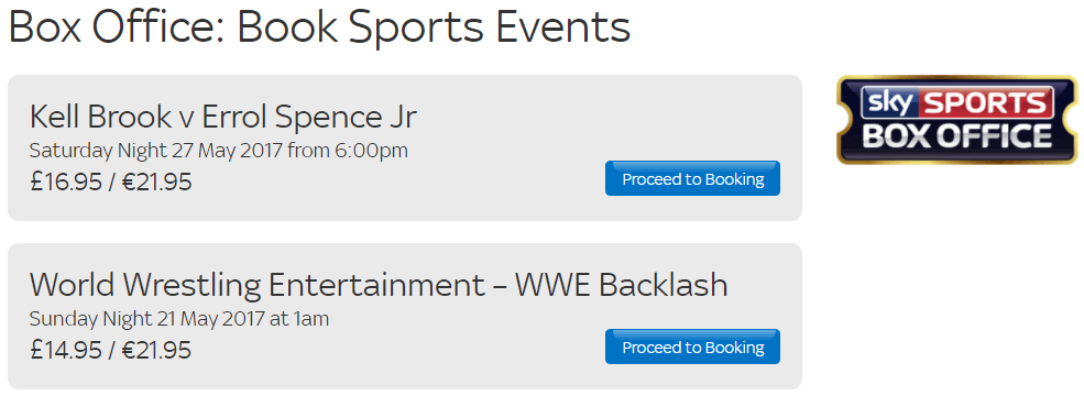 Here 39 s how to instantly watch wwe backlash 2017 online - Can you watch sky box office on sky go ...