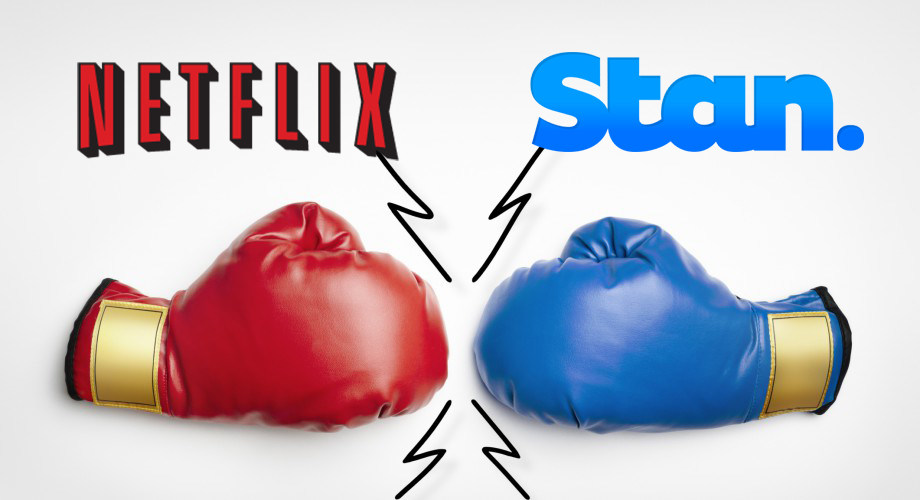Netflix vs. Stan