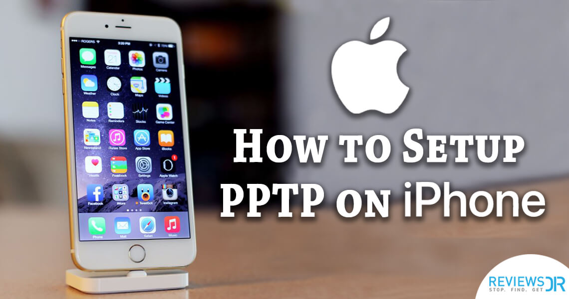 Setup PPTP VPN on iPhone