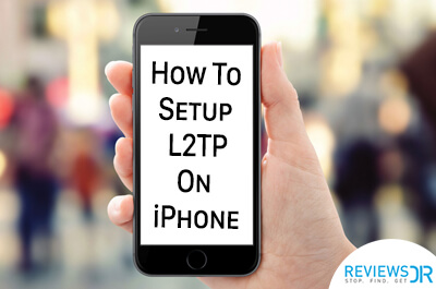 Setup L2TP on iPhone