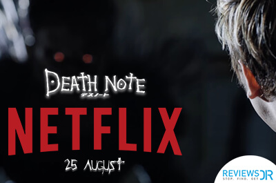Death Note on Netflix