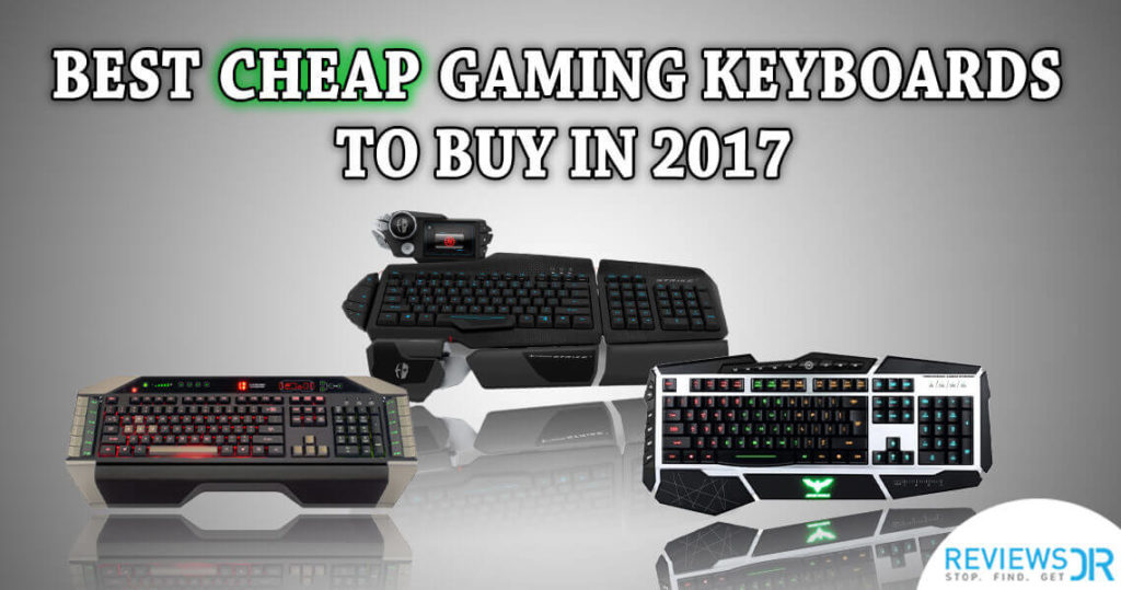 Best-Cheap-Gaming- Keyboards