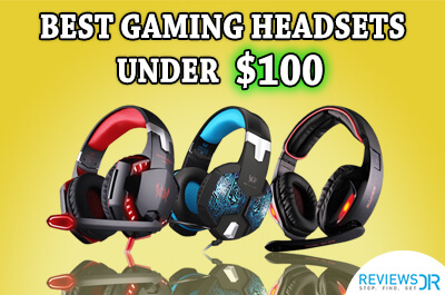 under $100 best gaming headsets
