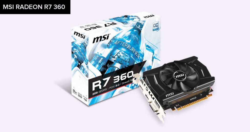 MSI-Radeon-R7-360