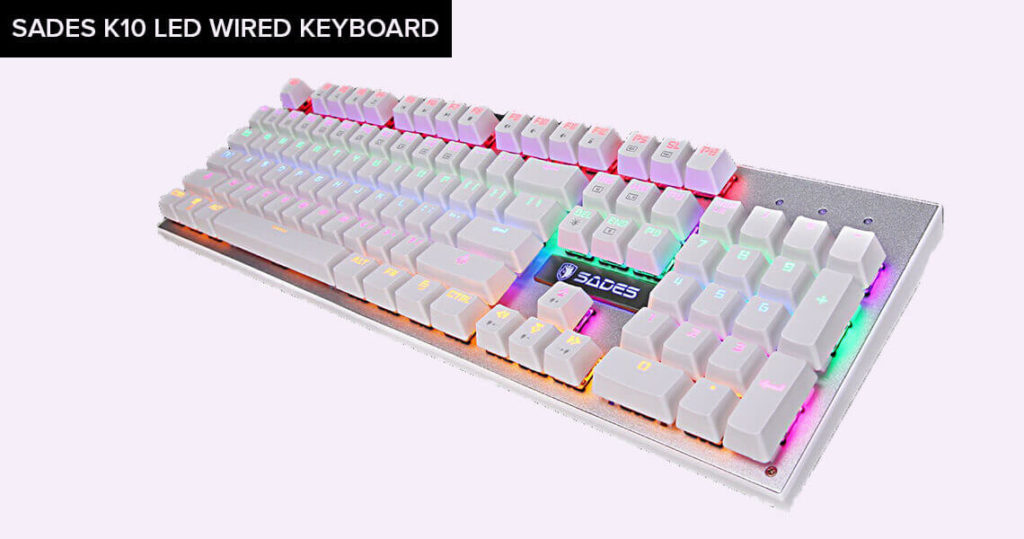 SADES-K10-LED-Wired-Keyboard