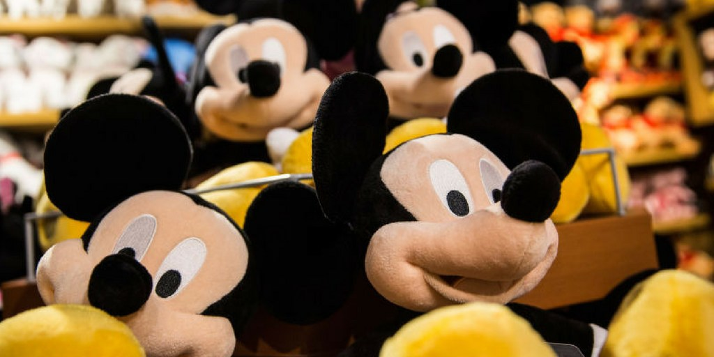 Disney collects Kids Info via Apps