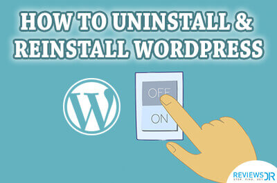 how-to-uninstall-wordpress