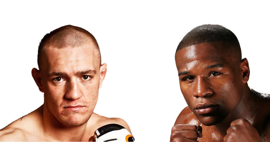 Conor McGregor vs. Floyd Mayweather Live Online