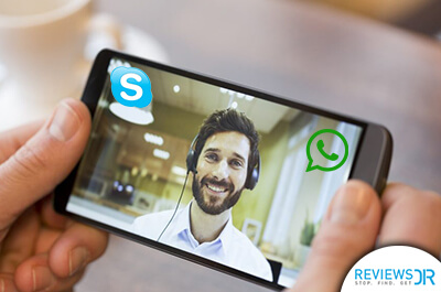 Saudi Arabia Lifted Ban on Skype and Whatsapp