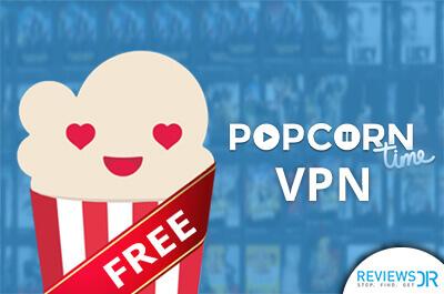 Free Popcorn Time VPN