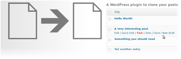 Duplicate headings on wordpress Step 1