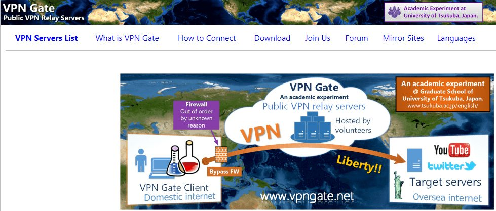 VPN-gate-free-VPN-for-Kodi