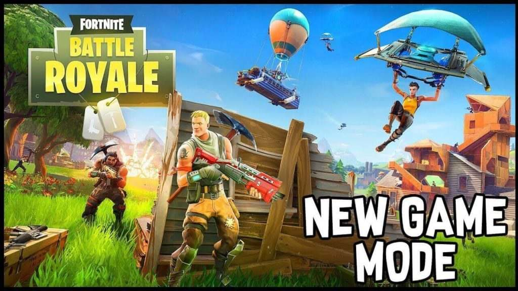 fortnite-battle-royale-mode