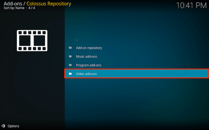 how to add exodus to kodi video addon