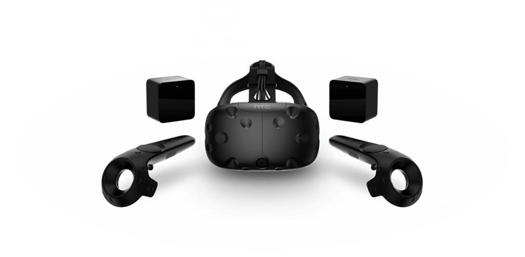 HTC-Vive-Virtual-Reality-System