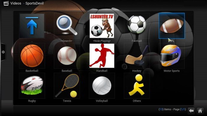 Sports-Devil-live-TV-addon-for-kodi
