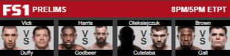 UFC-217-prelims