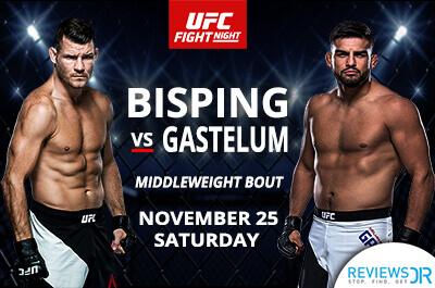Bisping VS Gastelum