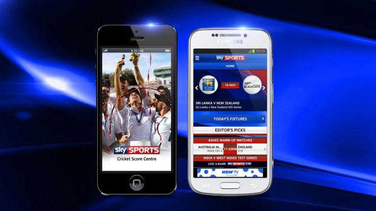 Skysports Mobile App