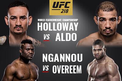 UFC 218 Online
