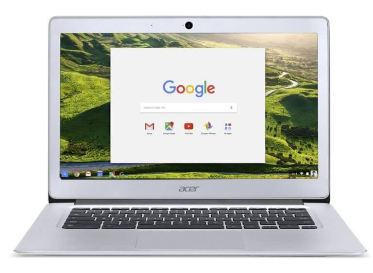 4- Acer Chromebook