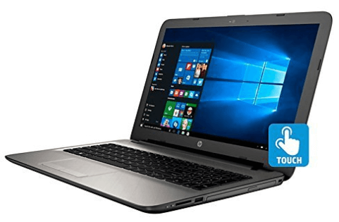 9- HP Pavilion Touchscreen Laptop