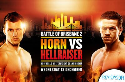 Horn VS Corcoran Live Online