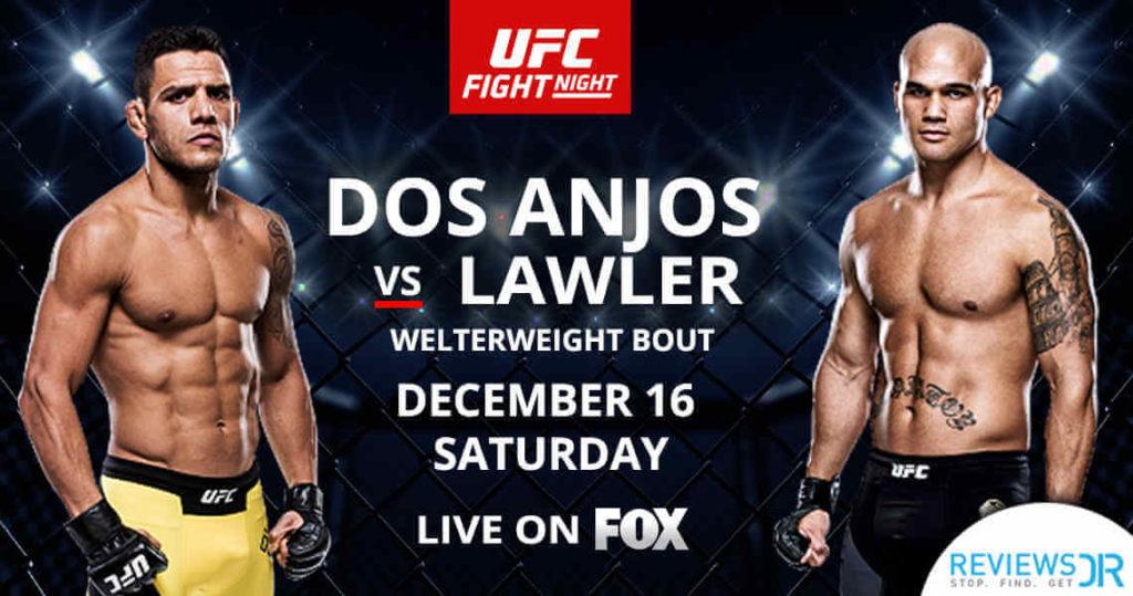 Lawler VS Dos Anjos