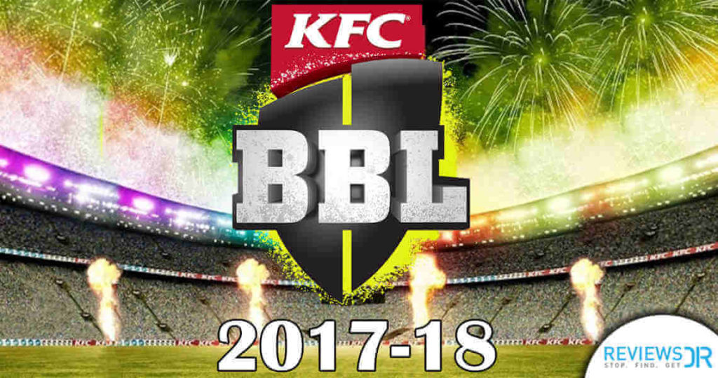 big bash league online