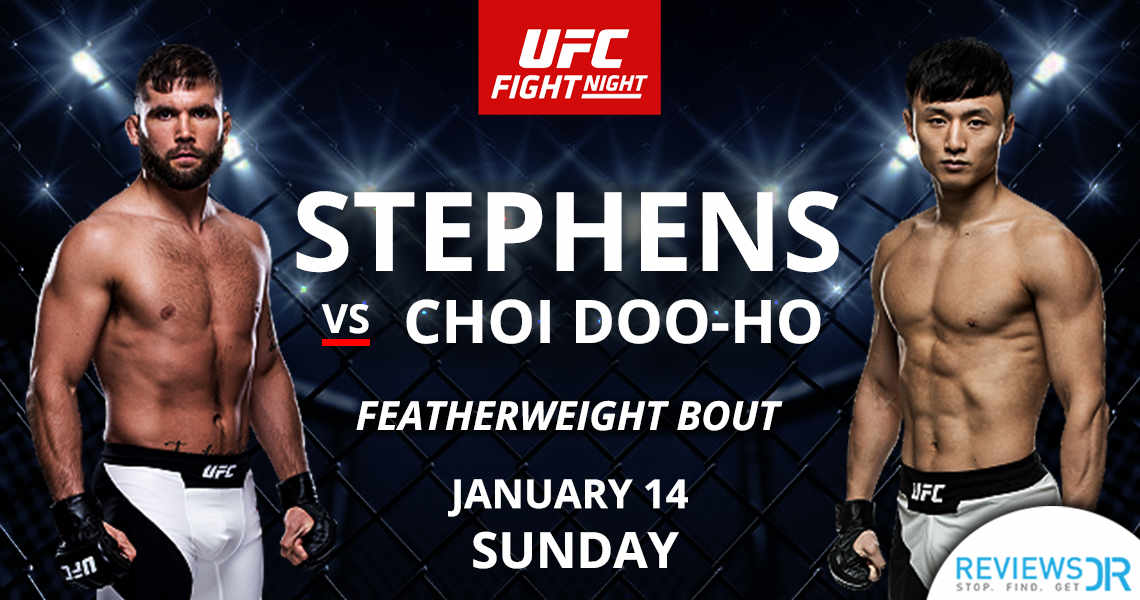 Stephens VS Choi Online