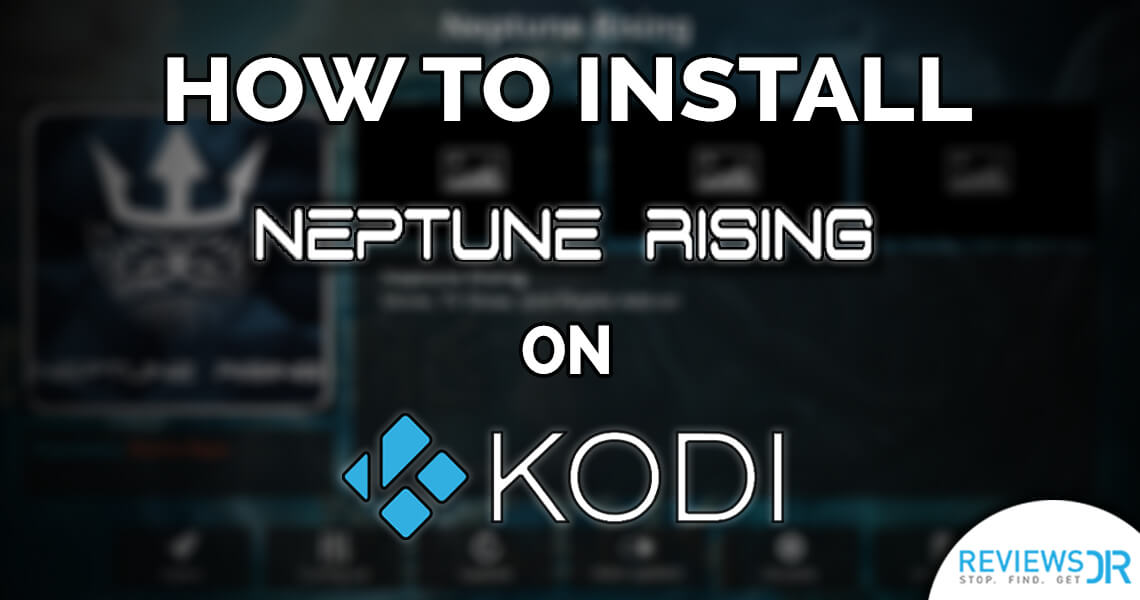 Neptune Rising on Kodi