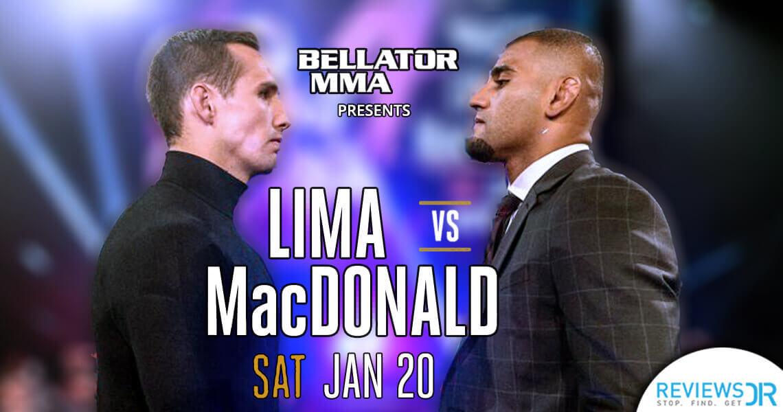 Lima vs Macdonald Live Online
