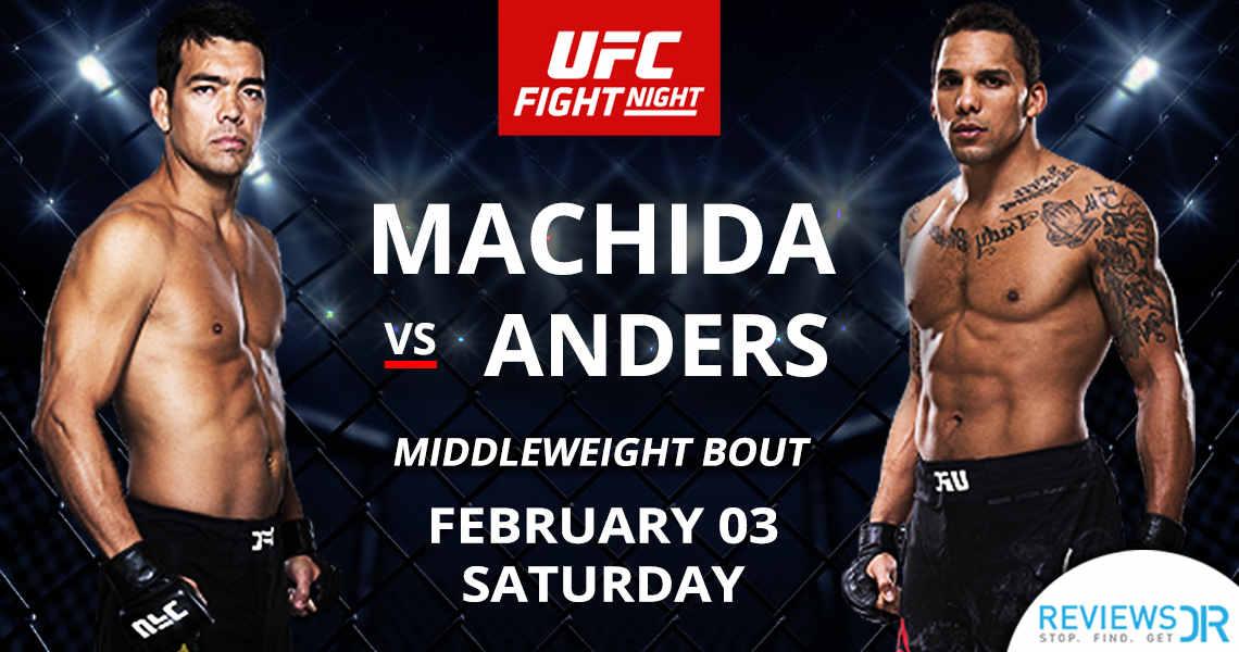 UFC Fight Night 125 Live Online