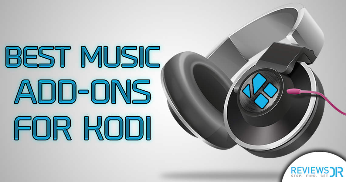 Music Addons for Kodi