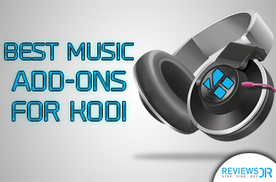 Music Addons for Kodi
