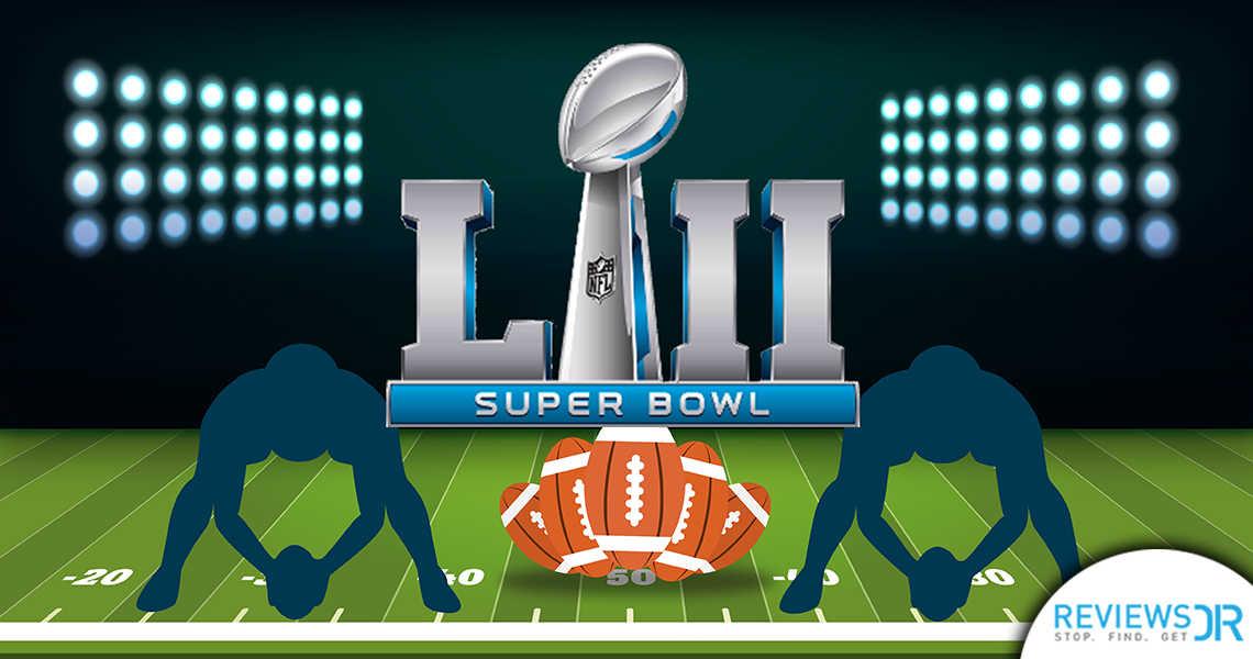 Super Bowl LII Live Online