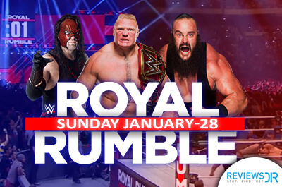 WWE Royal Rumbler 2018 live online